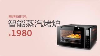 212893-智能蒸汽烤炉