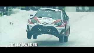 WRC芬兰站SS1