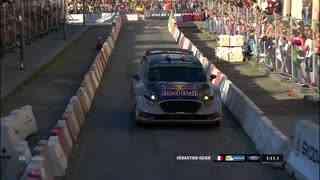 WRC葡萄牙站SS8