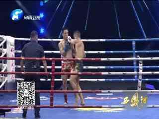 【武林风】WLF世界功夫王者 63公斤级决赛 纳菲·比拉罗斯基VS王志玮