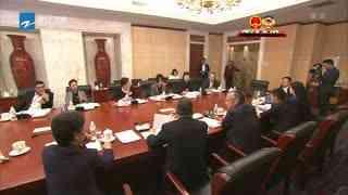 浙江代表委员和干部群众热议宪法修正案通过:为实现中华民族伟大复兴的中国梦凝心聚力