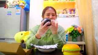 【一起来吃吧】小吃货尬吃夏威夷黑汉堡第二弹