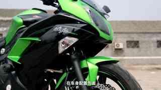 《萝卜实验室》实验项目:摩托车评测Ninja650!