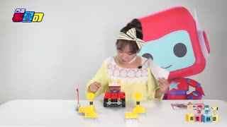 百变布鲁可积木玩具 第8集