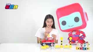 百变布鲁可积木玩具 第7集