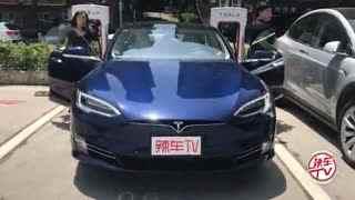 辣车TV 随时进入狂暴模式 特斯拉Model S P100D火辣山城游