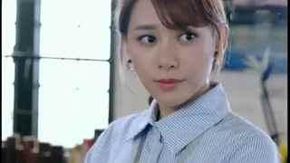 《如果,爱》子铭爱上嘉妮,主动跟她发展办公室恋情,她当场吓懵