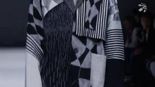 尚坤塬·2018中国国际大学生时装周 上海工程技术大学服装学院《全程)
