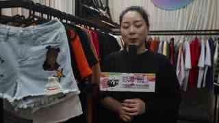 尚坤塬·2018中国国际大学生时装周 采访;于茜子