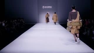 尚坤塬·2018中国国际大学生时装周 湖北美术学院