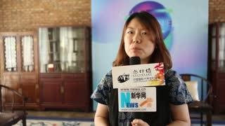 尚坤塬·2017第九届中国《常熟》休闲装设计精英大奖赛 采访:周莹