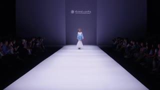 尚坤塬·2018中国国际大学生时装周 陕西服装工程学院《全程)