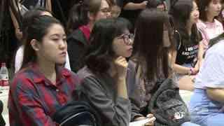 尚坤塬·2018中国国际大学生时装周 北京时尚论坛——时尚产业可持续发展