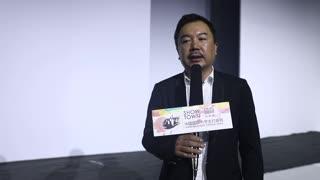 尚坤塬·2018中国国际大学生时装周 采访;北京中纺永景-郭杙
