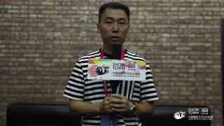 尚坤塬·2018中国国际大学生时装周 武汉纺织大学服装学院服装设计系主任-黄李勇(采访)