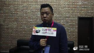 尚坤塬·2018中国国际大学生时装周 上海工程技术大学服装学院副院长-胡越(采访)