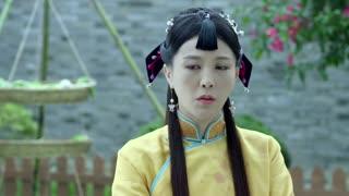 《喋血长江》接亲的来之前,媚儿跟娘谈心,表示自己的担忧