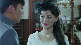 《喋血长江》罗莎希望元清把自己爸爸捞出来,成事愿意以身相许