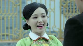 《喋血长江》向不争心中再起涟漪再次去重庆,与媚儿告别。