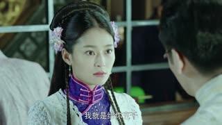 《喋血长江》夏晓倩与向不争讲述自己离开之后的生活。
