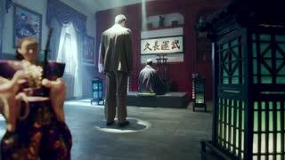 《喋血长江》青田上级让青田借机结识向不争,进而摸清向家夜航三峡的资料。