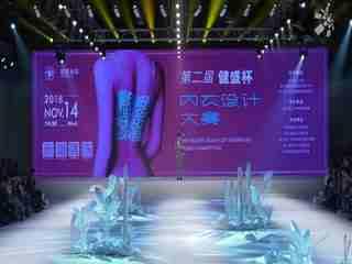 第二届健盛杯内衣设计大赛