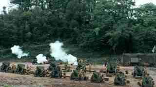 《特种兵之深入敌后》特战队炮轰鬼子 歪打正着解危难