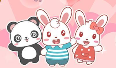 兔小貝之動物奇緣