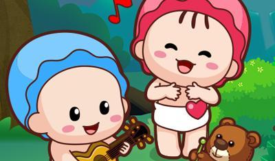 可可小爱儿歌系列