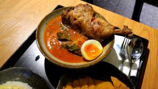 【一起来吃吧】1份咖喱3744种吃法,这家来自北海道的汤咖喱我可以吃上10年!