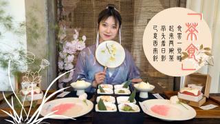 大胃王朵一_20190531_荧幕古琴首秀,甜品原来可以辣么吃!