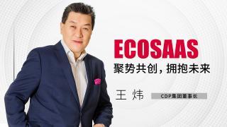 """王煒:AI給企業賦能,""""刷臉""""時代來臨"""
