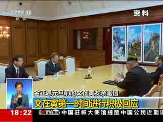 跨年互动 朝韩关系持续向好