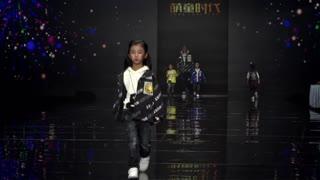 2019SS杭州时尚周:萌童时代 XXBIN GENANX联合发布