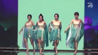 2019SS杭州时尚周:华裳九州国风动起来-2018华裳秀典国风时装秀 上