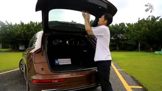 V体验_20181018_增肥加长又加大,这个豪华SUV比iPhoneXS亮点多 试驾全新奥迪Q5L