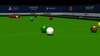 2018上海大师赛第二轮 安东尼·麦克吉尔VS马克·威廉姆斯2(中文解说)