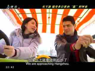 """走遍杭州_20190113_去下涯 探寻冬日里的""""莓""""好时光"""
