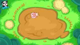 宝宝巴士儿歌之欢乐猪猪年 第4集