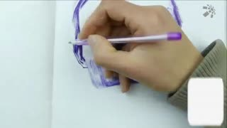 蔡叔叔讲画之圆珠笔和水彩画 第5集