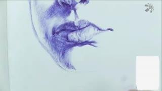 蔡叔叔讲画之圆珠笔和水彩画 第4集
