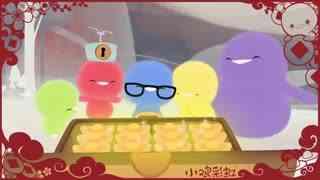 《小鸡彩虹》贺新年:一箱元宝