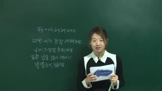 中国人学韩语中级  第4集