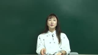 中级韩语学习-纯英文教学  第3集