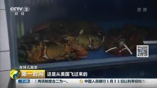 天津:王顶堤水产市场节前忙