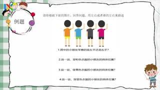 一招必胜之数学思维训练大班 第1集