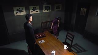 《破晓》探长请求女嫌犯坚持,女嫌犯表示不会放弃,但也不会继续抗辩