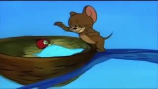 《猫和老鼠》啄木鸟认杰瑞当妈妈,杰瑞很苦恼,怎么都甩不掉他