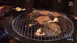 密子君_24k镶金的日式烤肉