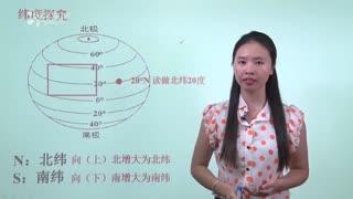 浙教版初中科学七年级上册全册同步课程  第24集